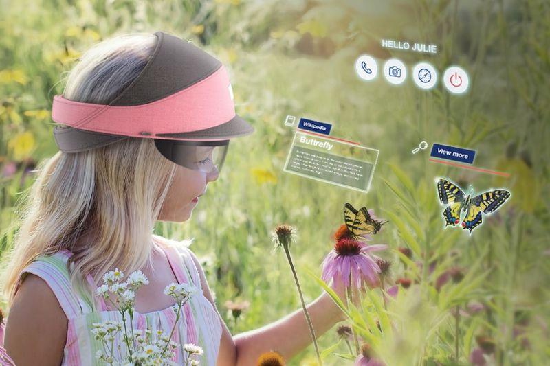 Child-Friendly AR Headsets