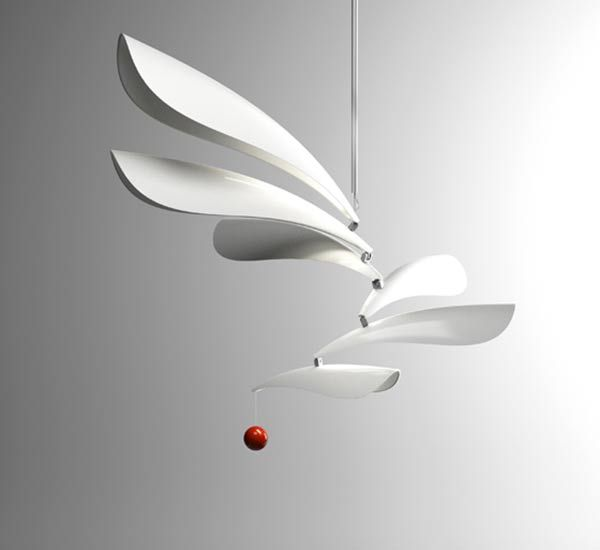 Modern Mobile Chandeliers Homa Ceiling Lamp