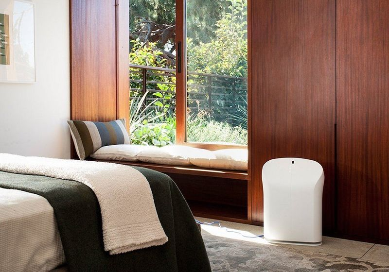 Inconspicuous Home Air Purifiers