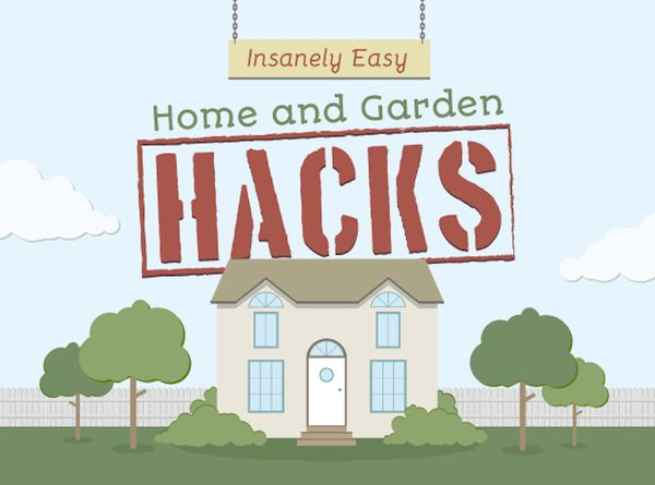 Home Hack Infographics