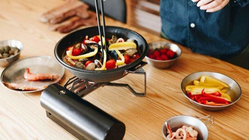 Ultra-Compact Cooking Stoves
