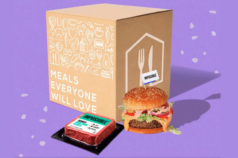 Meatless Alternative Meal Kits