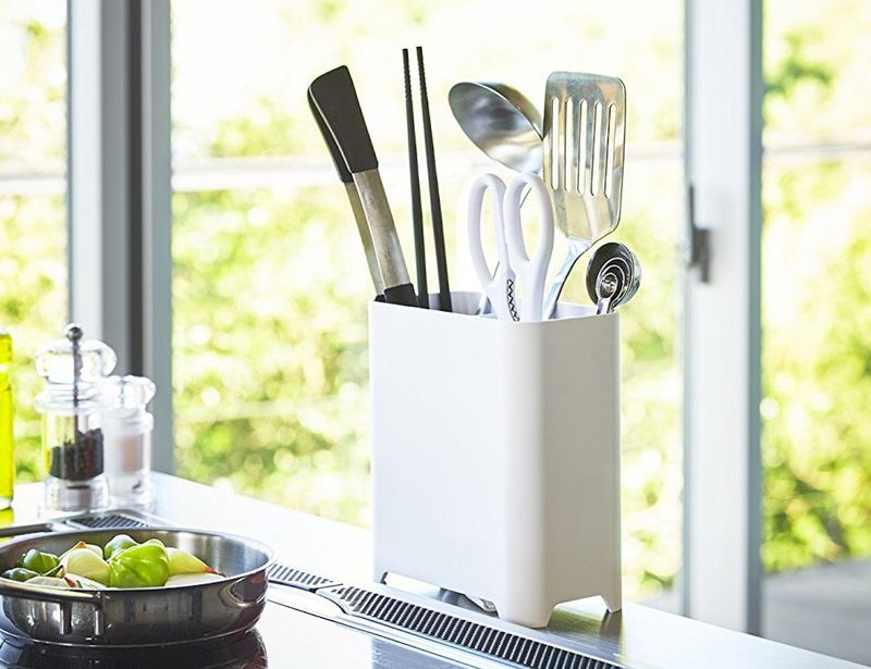 Design-Conscious Utensil Holders