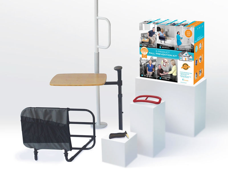 Safety-Focused Home Improvement Kits