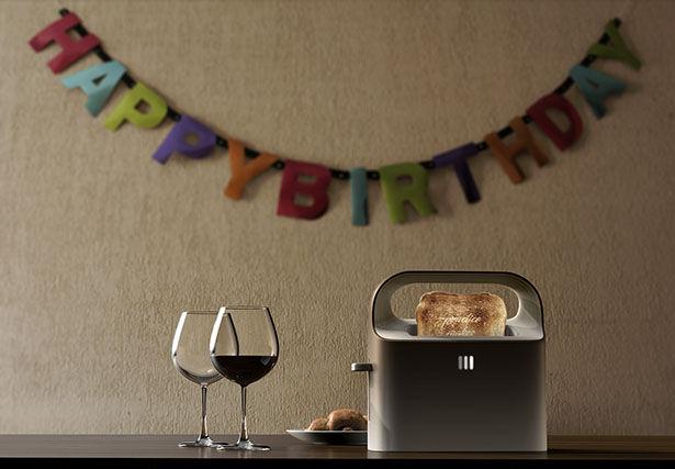 Custom Message Toasters