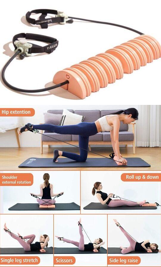 Multifunctional Pilates Workout Kits