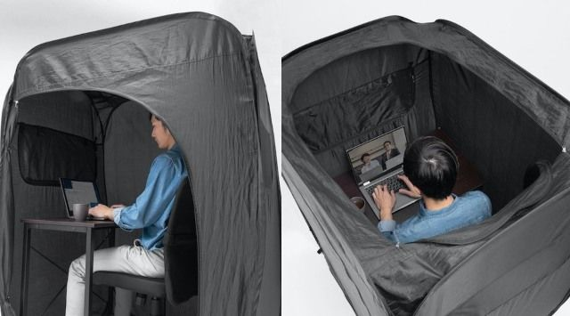 Tranquil At-Home Privacy Pods
