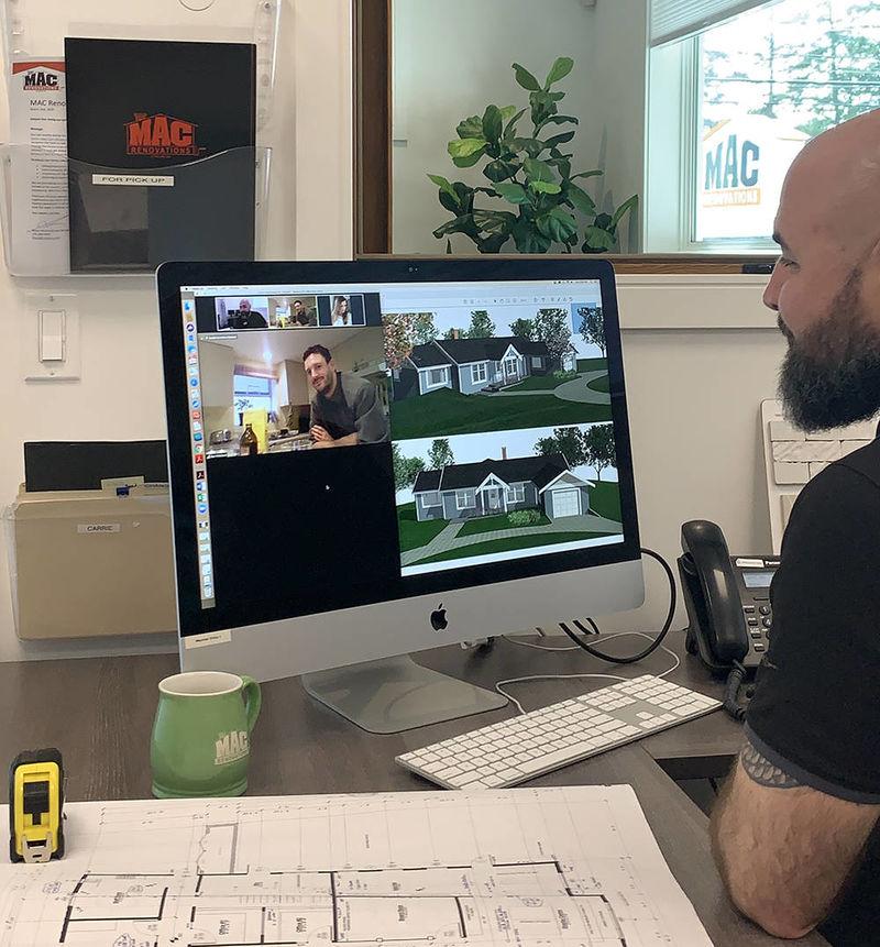 Virtual Home Renovation Consultations