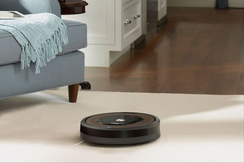 Voice Assistant Robot Vacuums