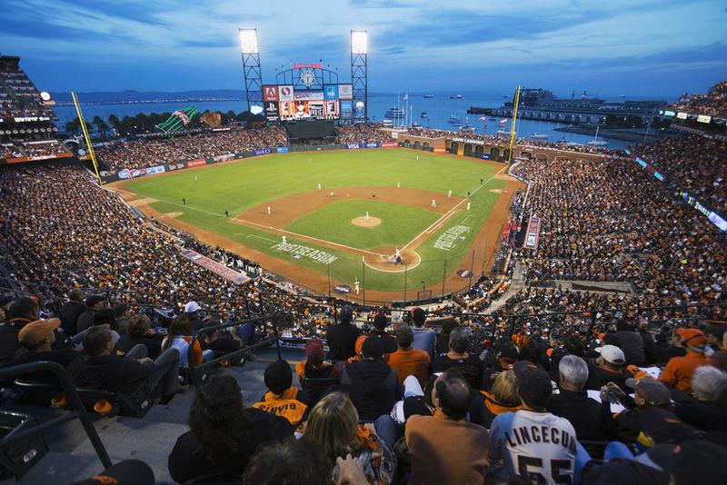 VR Baseball Stadiums