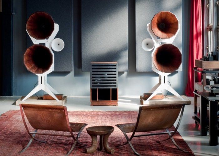 Horn-Inspired Speakers