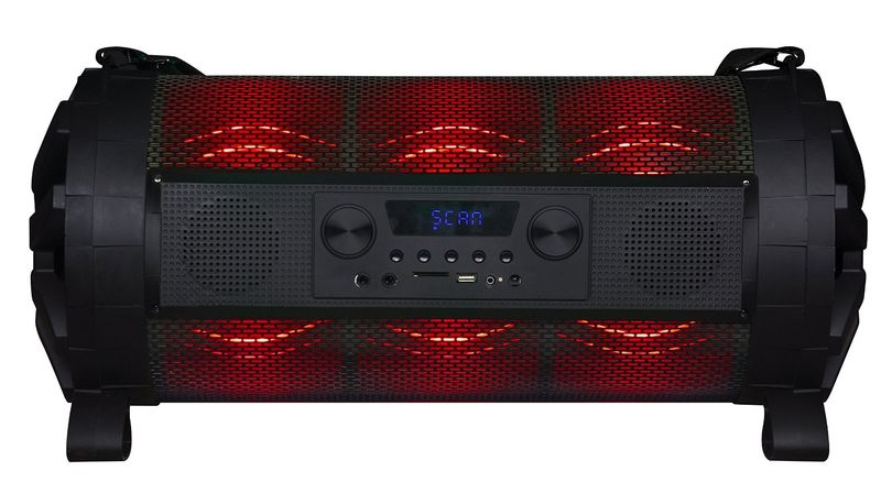 Vibrant Light Show Speakers