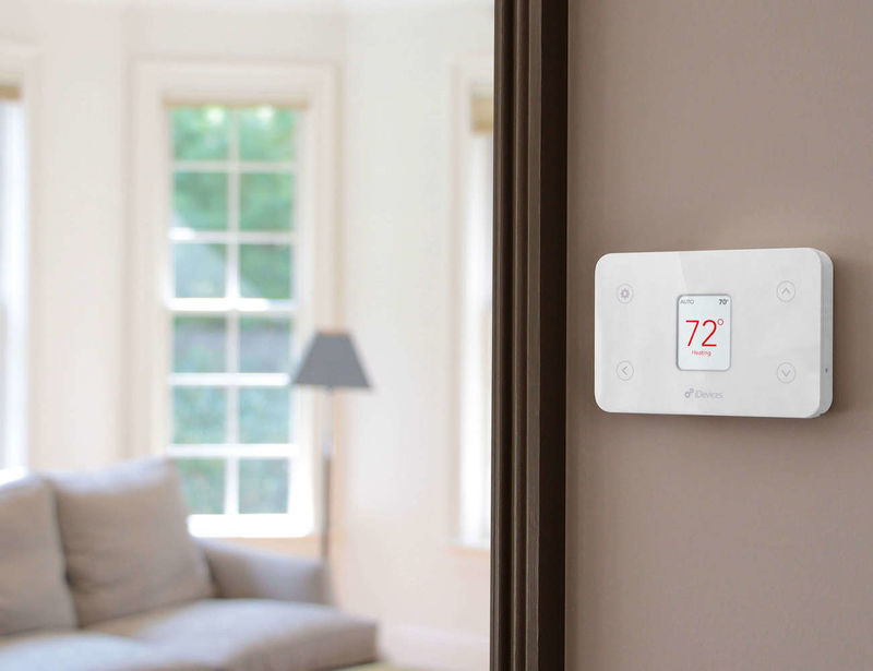 Voice-Control Thermostats