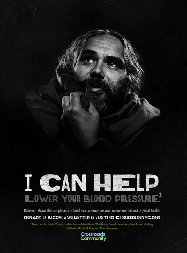 Self-Centered Homeless Ads