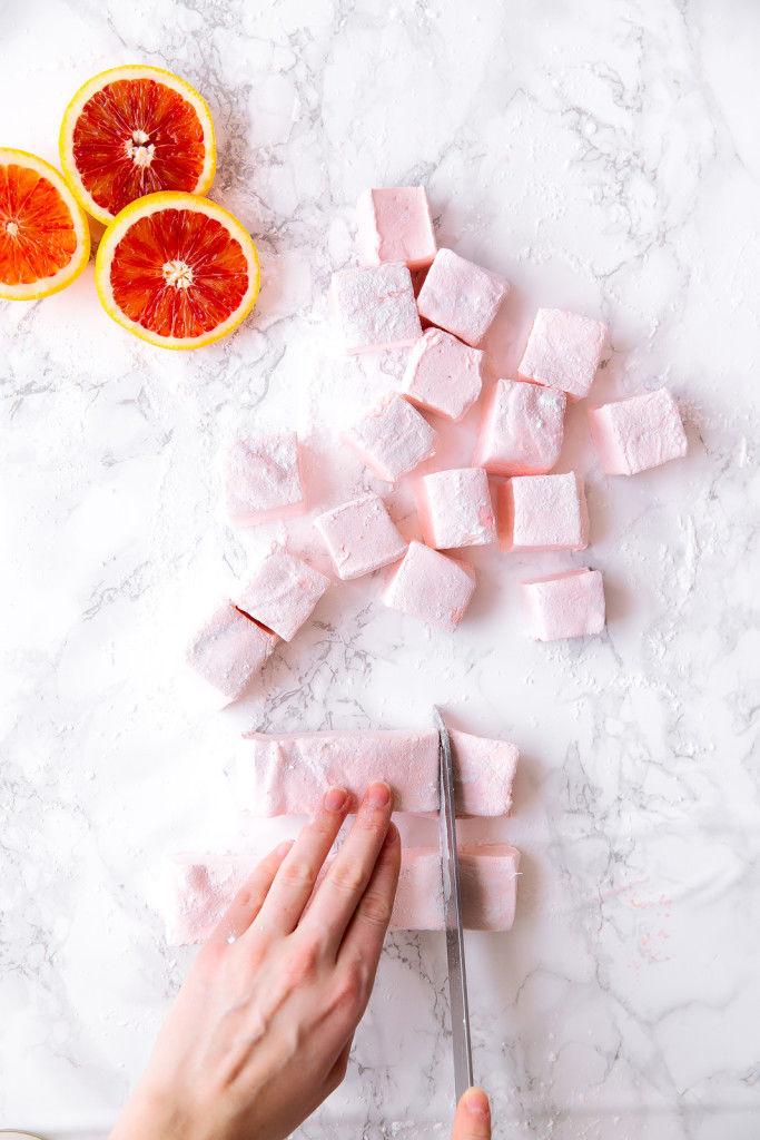 Juiced Citrus Marshmallows