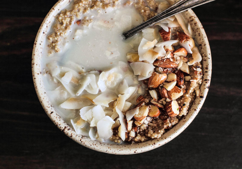 Superfood Quinoa Breakfasts