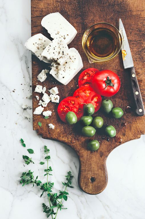 Nut-Based Feta Recipes
