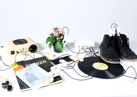Music-Making Sound Converters