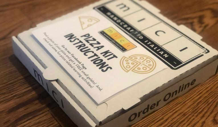 DIY Pizza Kits