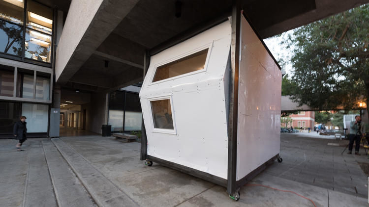 Homeless Shelter Pods