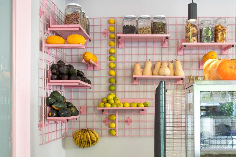 Homey Cafe Interior Designs