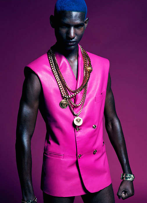 Flamboyant Fighter Editorials