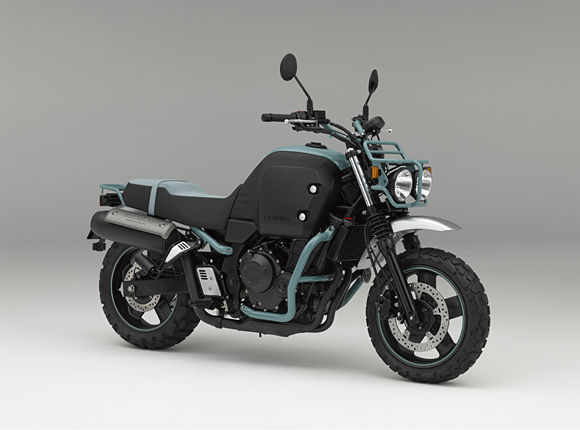 Rugged Motorcycle Concepts