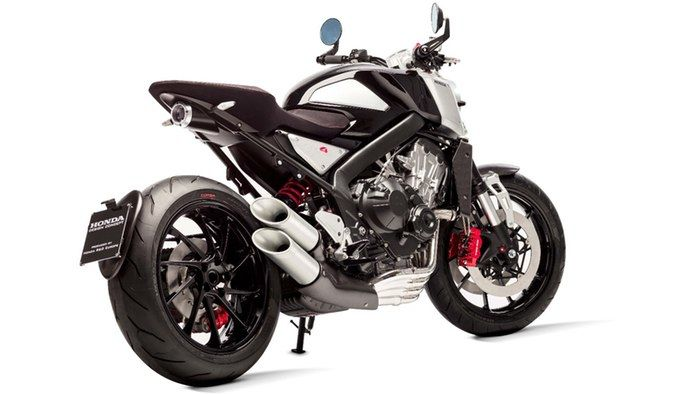 Euro-Style Motorbikes