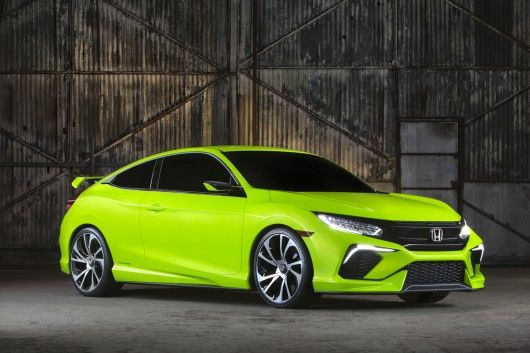 High-Performance Coupe Concepts