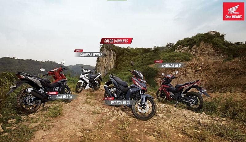 Plastic-Bodied Motorbikes