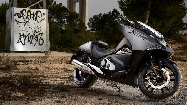 Anime-Inspired Motorbikes