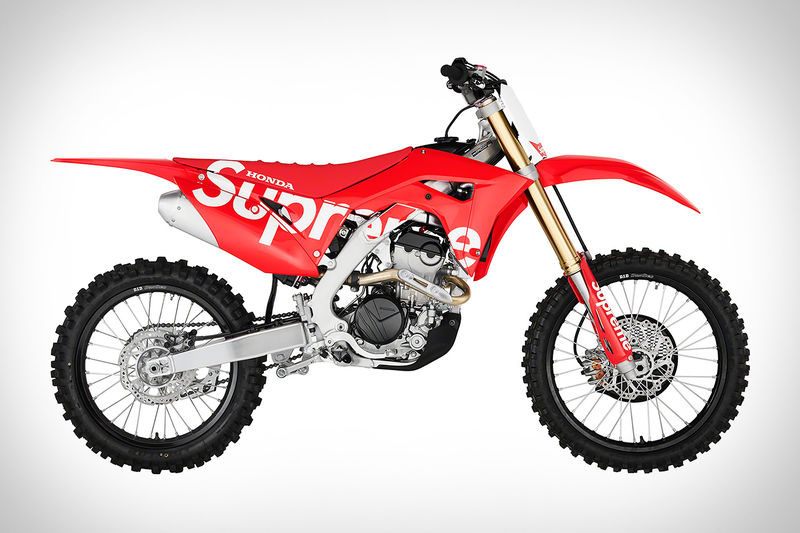 Branded Off-Road Dirt Bikes