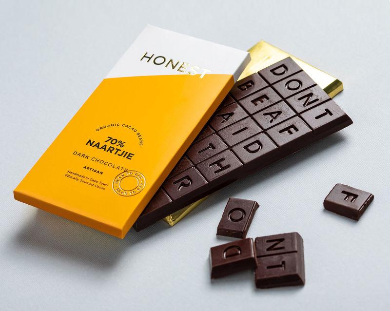 Small-Batch Artisanal Chocolates