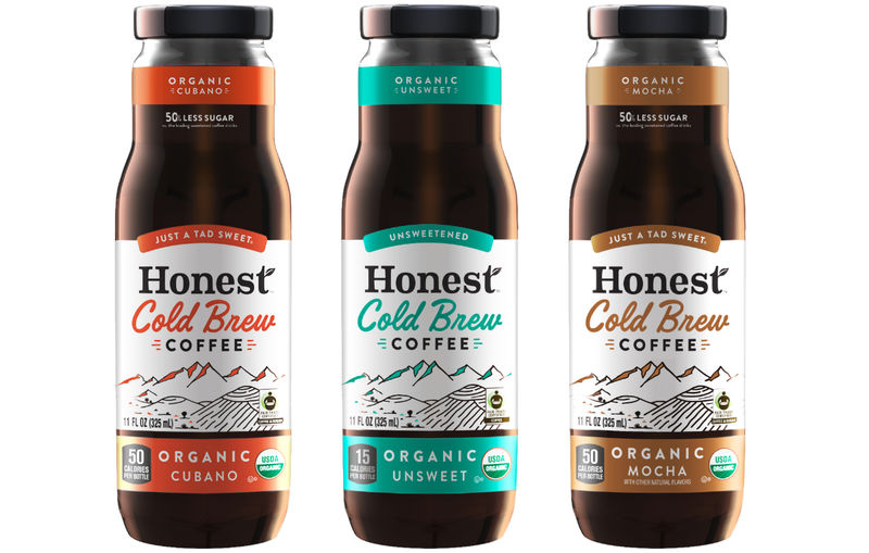 Ethical Cold Brew Bottles