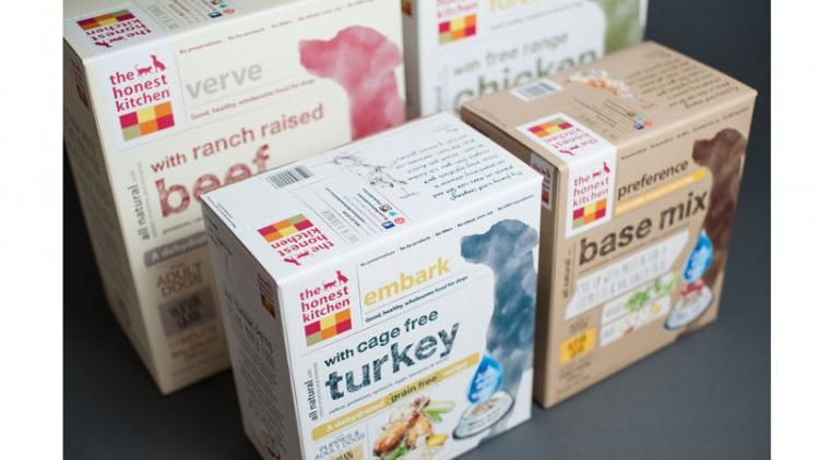 Sustainable Pet Food Packaging