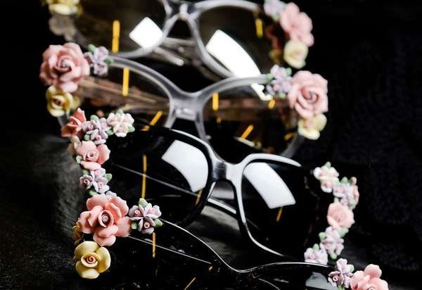 Blossoming DIY Sunglasses