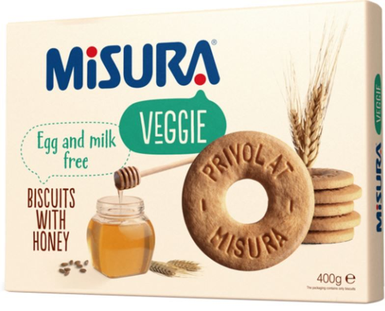 Vegan Soy Biscuits