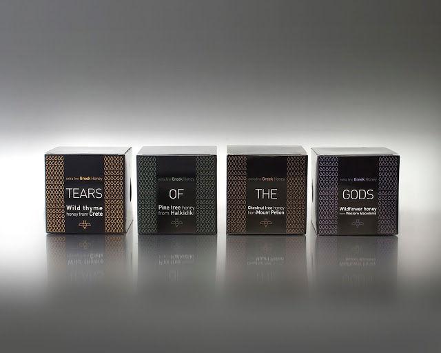 Divine Honey Packaging
