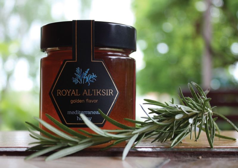 Premium Flavored Honey Pots