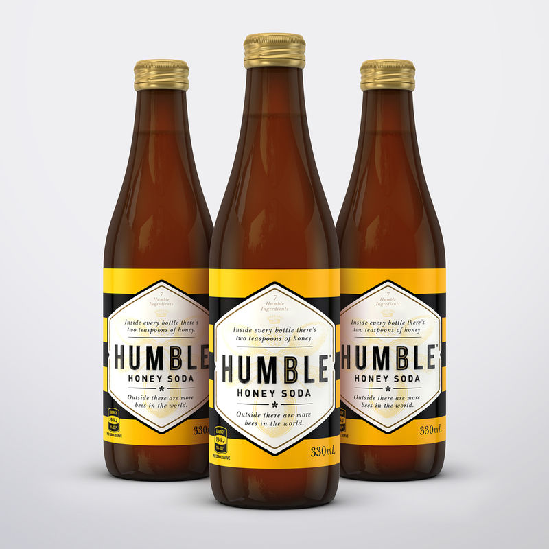 Honey-Infused Sodas