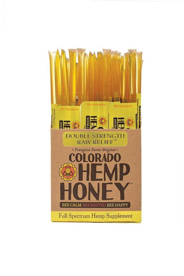 CBD-Infused Honey Sticks