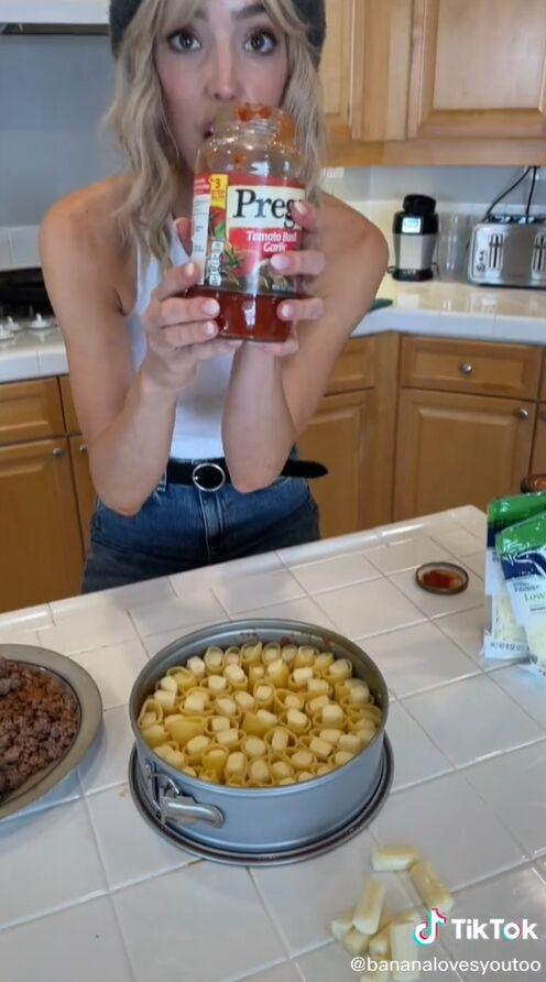 Social Media Pasta Recipes