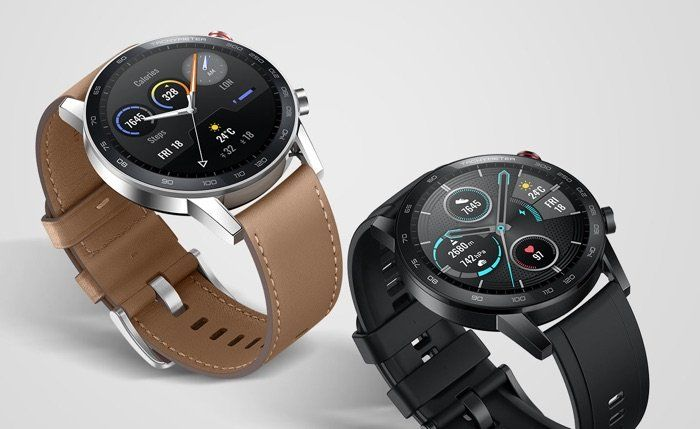 Feature-Rich Fitness Smartwatches