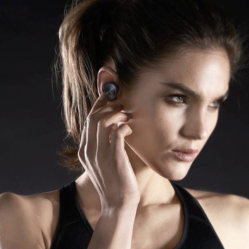 Hygienic Cleaning-Friendly Earbuds