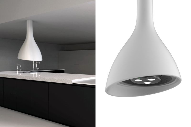 Contemporary Kitchen Range Hoods