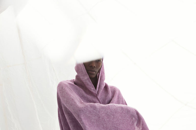 Comfort-Driven Hooded Beach Towels