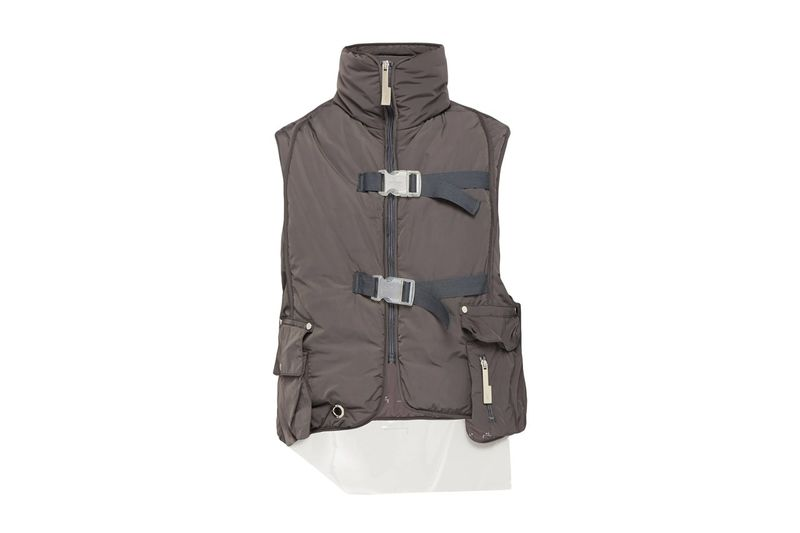 Functional Technical Padded Gilets