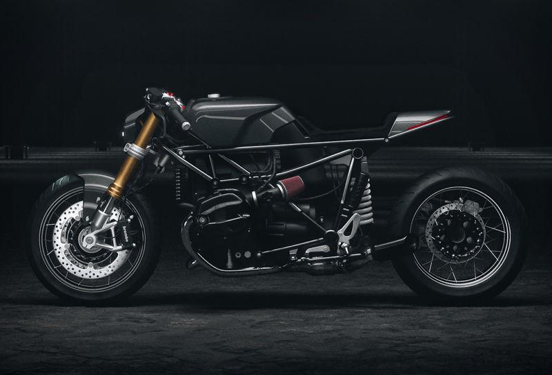 Elegantly Transformed Motorcycles