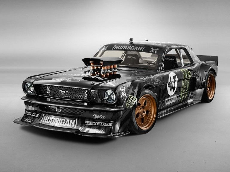 Monstrous Retro Cars