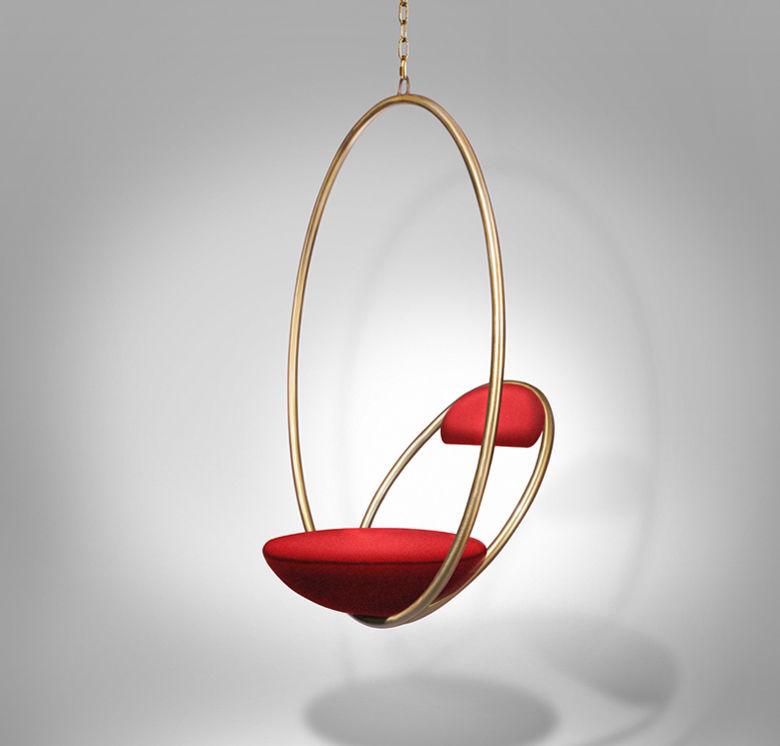 Hanging Hoop Chairs